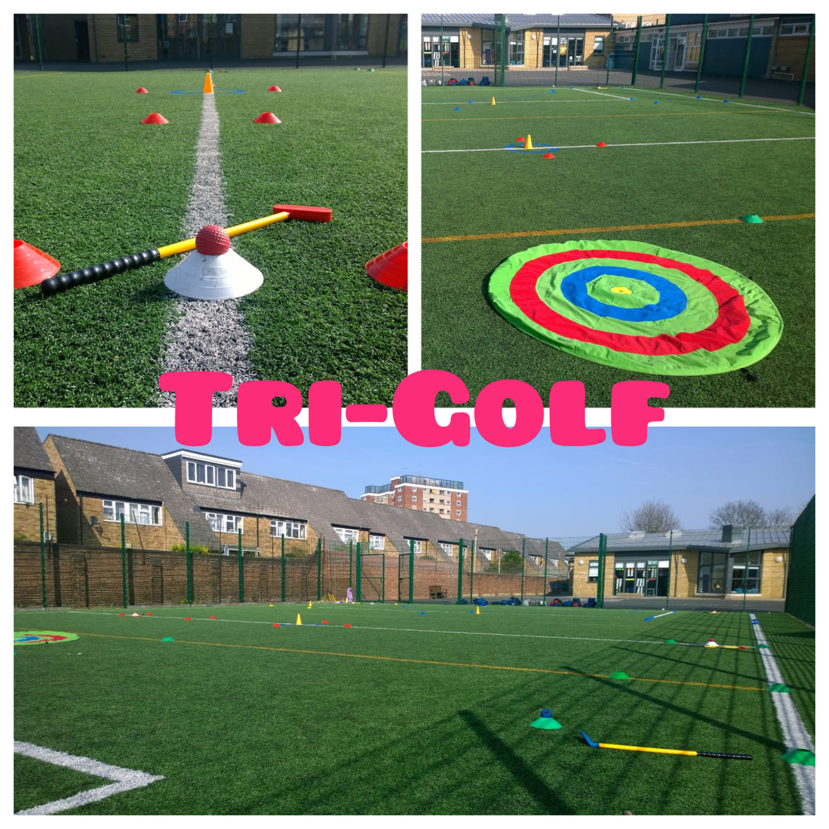 childrens school golf lessons activities