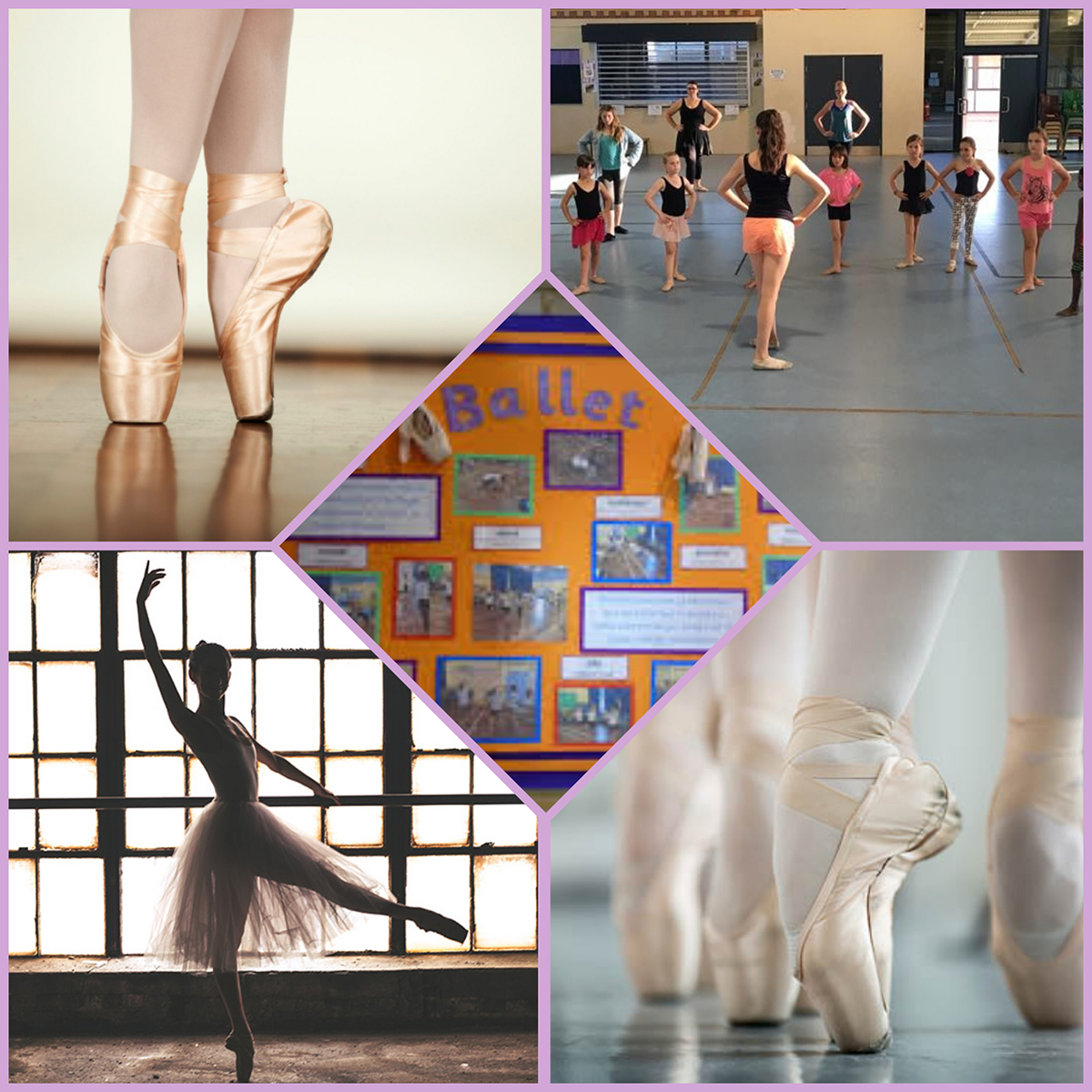 school ballet activities london