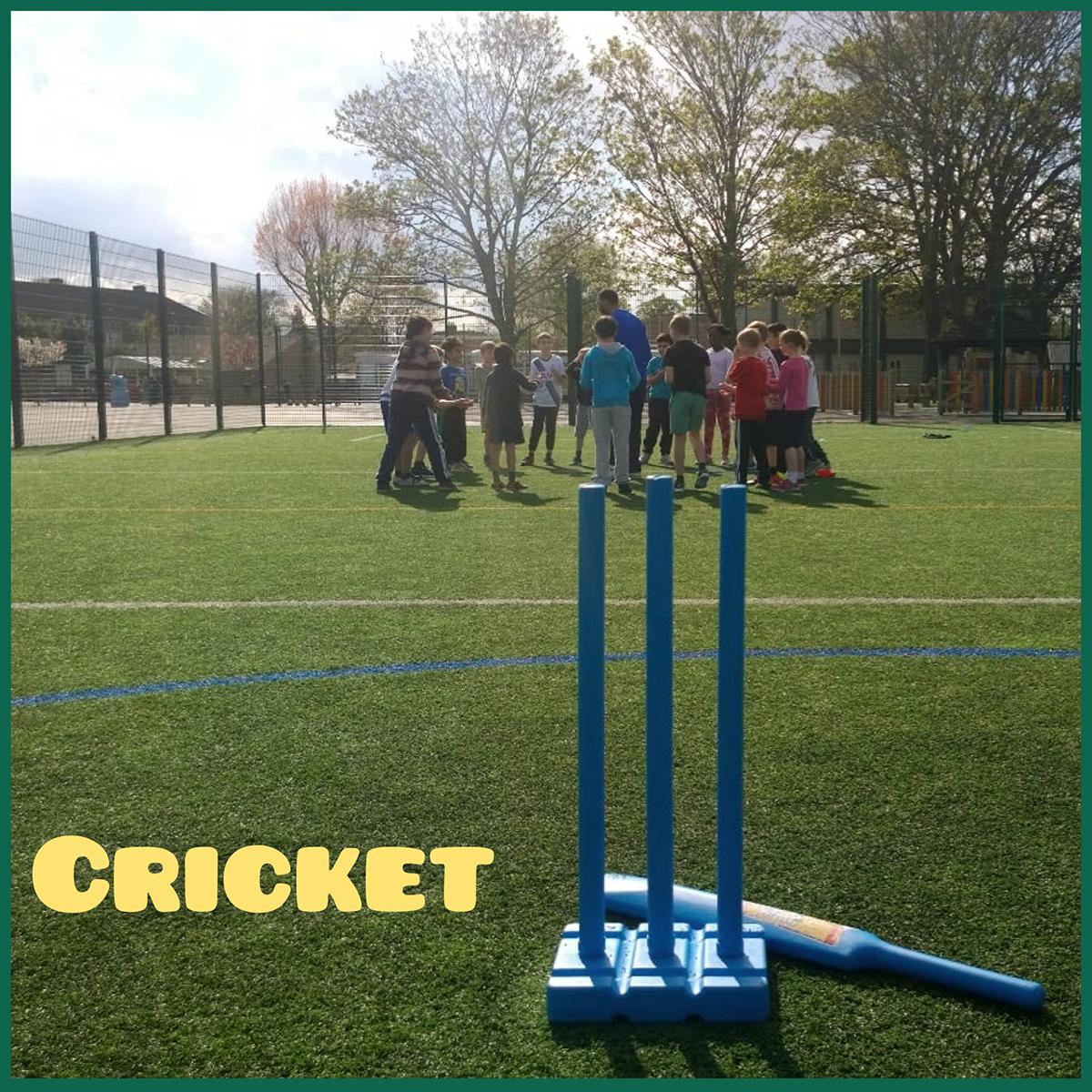 school cricket activities london
